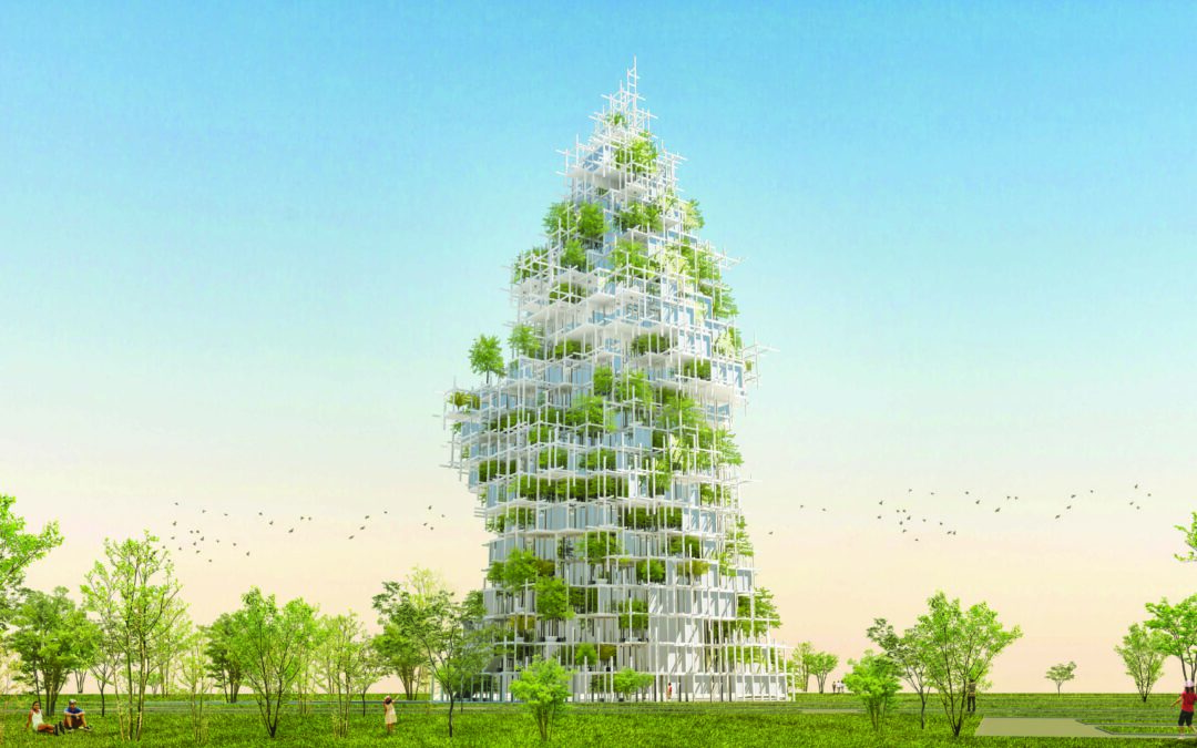MFA+R: Our Game Changer in Architecture Design for Life, Body and Nature