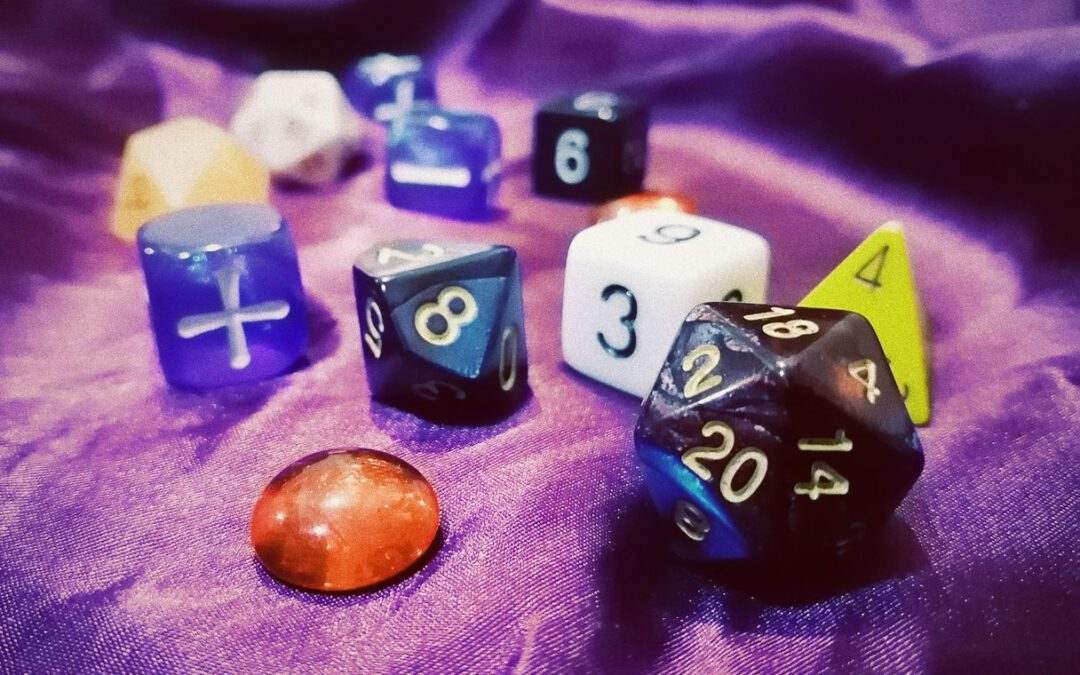 Role Playing Games - Architect Your Life