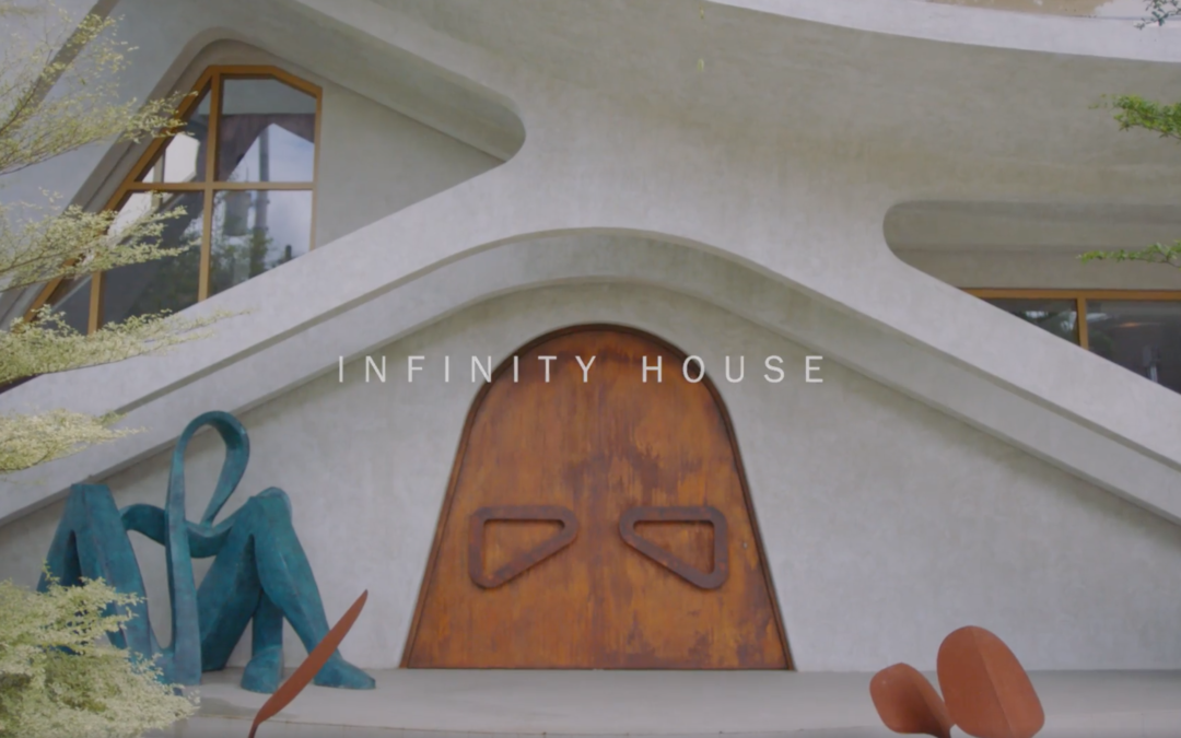 Carlo Calma's The Infinity House Receives Global Recognition